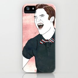 Blaine Warbler iPhone Case