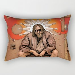 Big Lebowski Rectangular Pillow