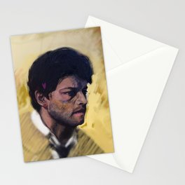 Castiel's Heart Stationery Cards