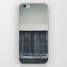 Prison Wall II iPhone & iPod Skin