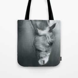 Horse Profile Tote Bag