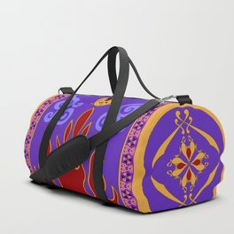 Aladdin's Magic Carpet Duffle Bag