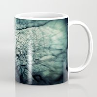 chaos Mugs featuring Chaos by Sharon Johnstone