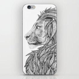Courage to create iPhone Skin