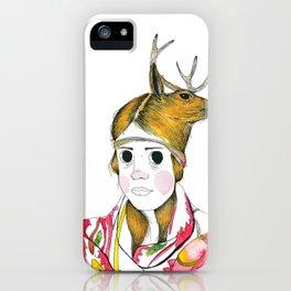 La Muerte iPhone Case