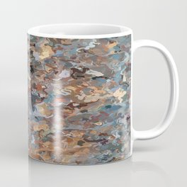 Lacebark Elm Tree Graphic Art #3508 Coffee Mug