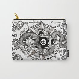 Ad Mortumn Carry-All Pouch