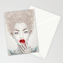 """Porcelain"" Stationery Cards"