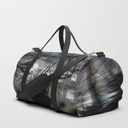 wolf Duffle Bag