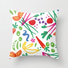 Picture of Health Throw Pillow
