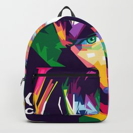 Cobain In Pop Art Backpack