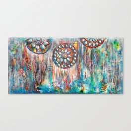Dreamcatchers Canvas Print