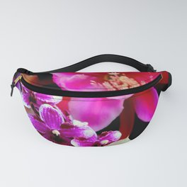 Pinkish, Pinker, And Far Out Pink Fanny Pack