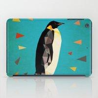 penguin iPad Cases featuring penguin by gazonula