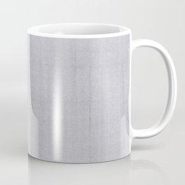 Pantone Lilac Gray Dry Brush Strokes Texture Pattern Coffee Mug