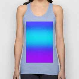 Re-Created Color Field No. 9 by Robert S. Lee Unisex Tank Top