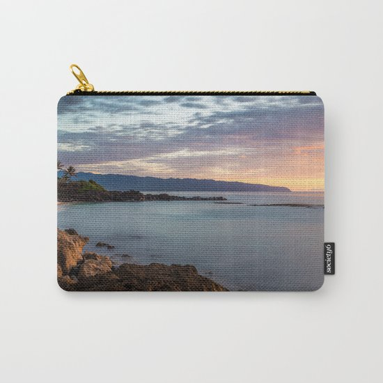 Sea Long exposure Carry-All Pouch