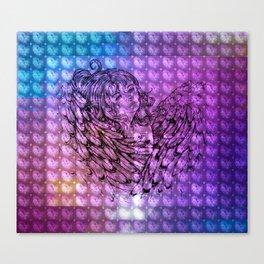 NV: Nakai: patterned Canvas Print