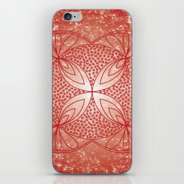 The Root Chakra iPhone Skin