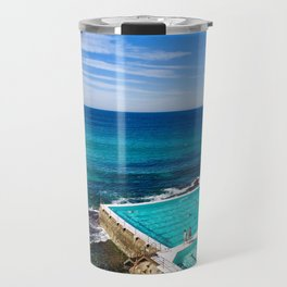 Icebergs Travel Mug