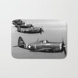 P-47 Thunderbolt Bath Mat