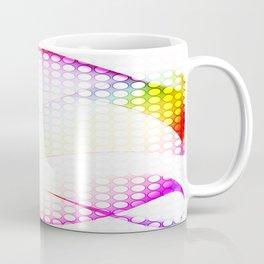 abstract colorful tamplate Coffee Mug