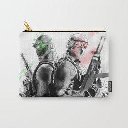 Splinter Cell fan art Carry-All Pouch