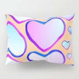 Coeur douceur Pillow Sham