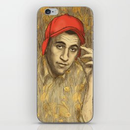 J D Salinger iPhone Skin