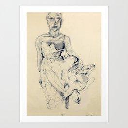 Patty Britt Art Print