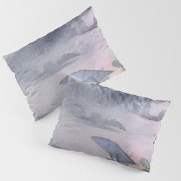 At The Mountains of Madness Pillow Sham