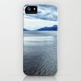 Loch Ness Scotland iPhone Case