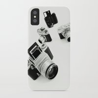 cameras iPhone & iPod Cases featuring cameras by Falko Follert Art-FF77