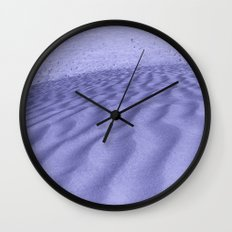 Impending Dune Wall Clock