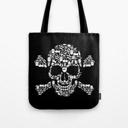 Skull Welder Equipment Tote Bag