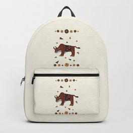 Bison Americana 3D Backpack