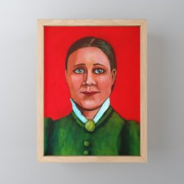 Edith Pechy Framed Mini Art Print