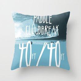 PADDLEMEN.COM.AU Throw Pillow