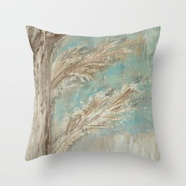 life tree Throw Pillow