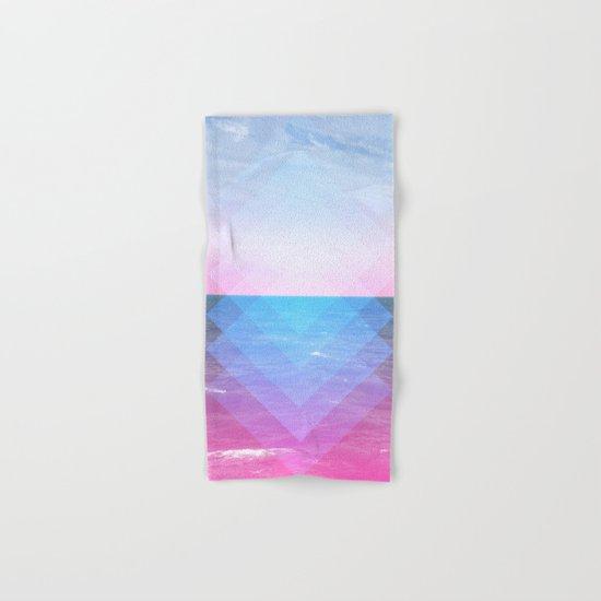Sea Diamonds Hand & Bath Towel