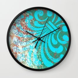 Douce passion - Sweet feeling Wall Clock