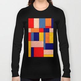 Abstract #340 Long Sleeve T-shirt
