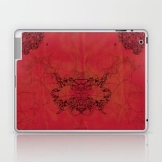 Creatures in red Laptop & iPad Skin