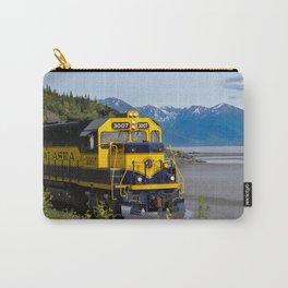 5298 - Alaska Passenger Train Carry-All Pouch
