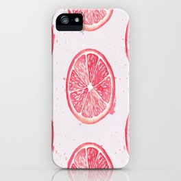 GrapeFruit P.F iPhone Case