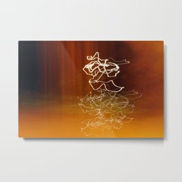Event 4 Metal Print