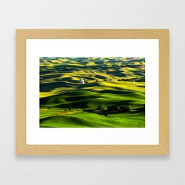 The Granary Framed Art Print
