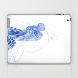Water Nymph XLVII Laptop & iPad Skin