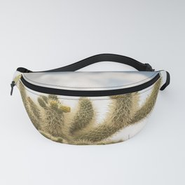 Super Bloom Cactus 7378 Fanny Pack