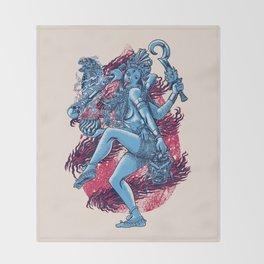 Kali Throw Blanket